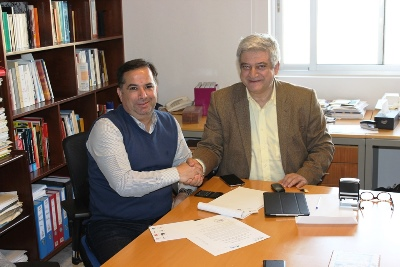 BRIC and CNRS-L Sign MoU