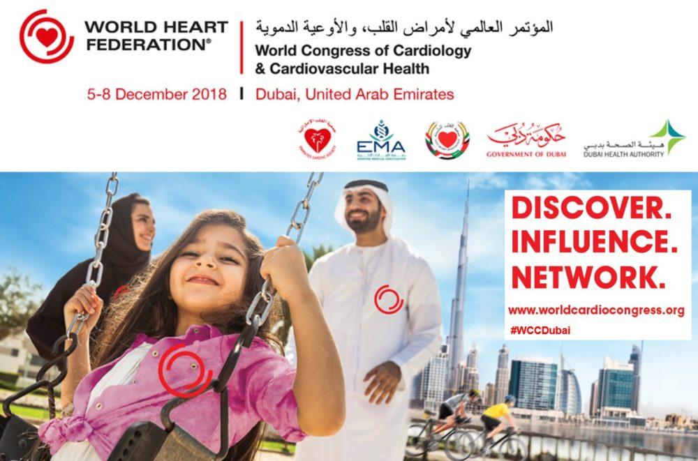World Congress of Cardiology & Cardiovascular Health 2018